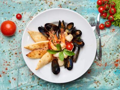 PLATOU FRUCTE DE MARE PTR 2 PERS - Meadows Restaurant