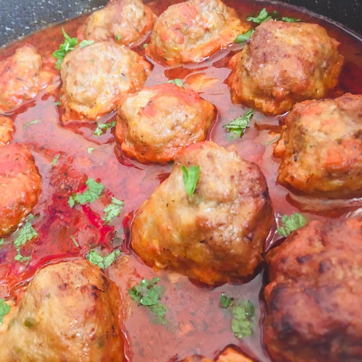 chiftele-marinate